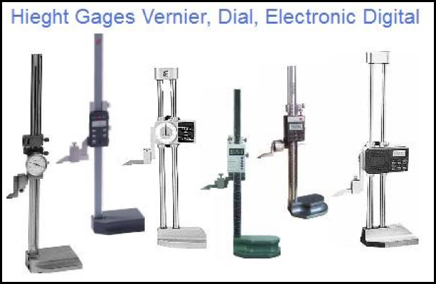 Height Gages